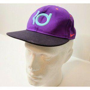 Nike True KD Kevin Durant NBA Purple Black Cap Hat